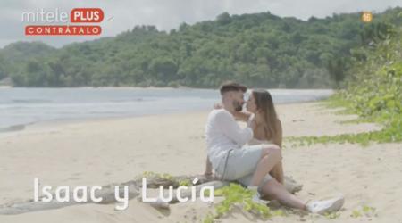Primeras imágenes de Isaac Torres y Lucía en 'La Última Tentación'