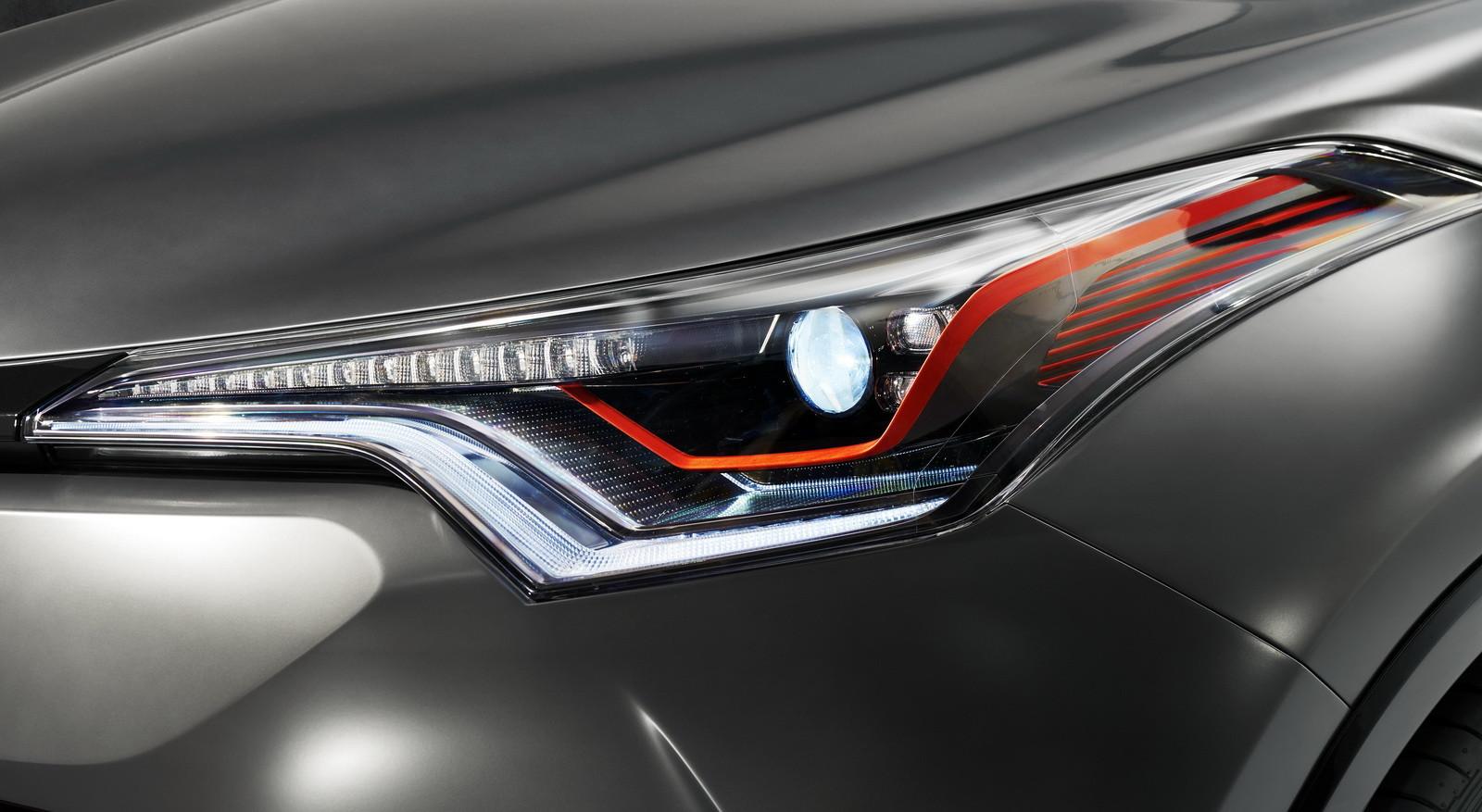 Foto de Toyota CH-R Hy-Power Concept (18/20)