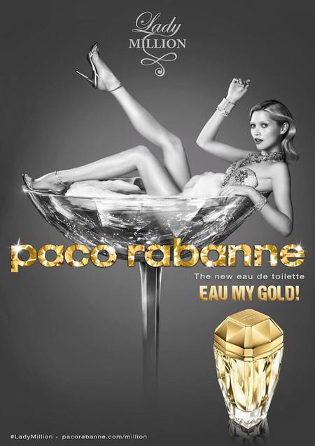 Lady Million Eau My Gold, la nueva joya de Paco Rabanne