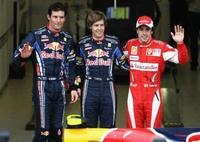 Sebastian Vettel y Red Bull los más rápidos en Australia