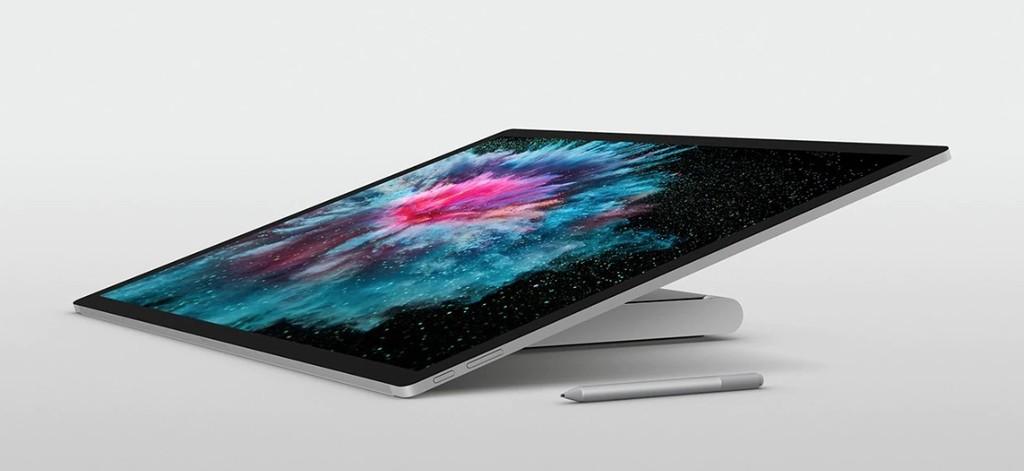 El Surface Studio 2 apuesta por más potencia y un elegante acabado en negro mate para continuar enamorándonos