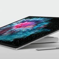 El Surface Studio 2 apuesta por más potencia y un elegante acabado en negro mate para seguir enamorándonos
