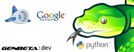 Usar plantillas con Google App Egine (Python)