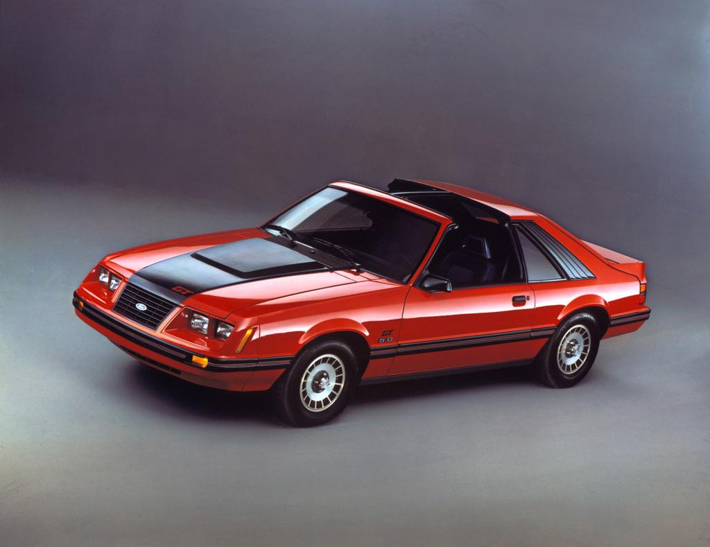 Foto de Ford Mustang: generación 1979-1993 (22/39)