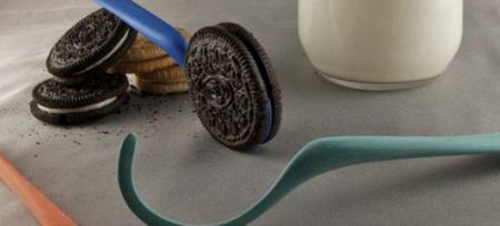Dipr Cookie Spoon, cucharilla para humedecer tus galletas rellenas