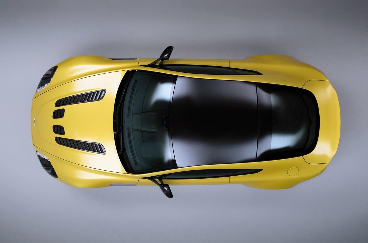 Foto de Aston Martin V12 Vantage S (9/34)