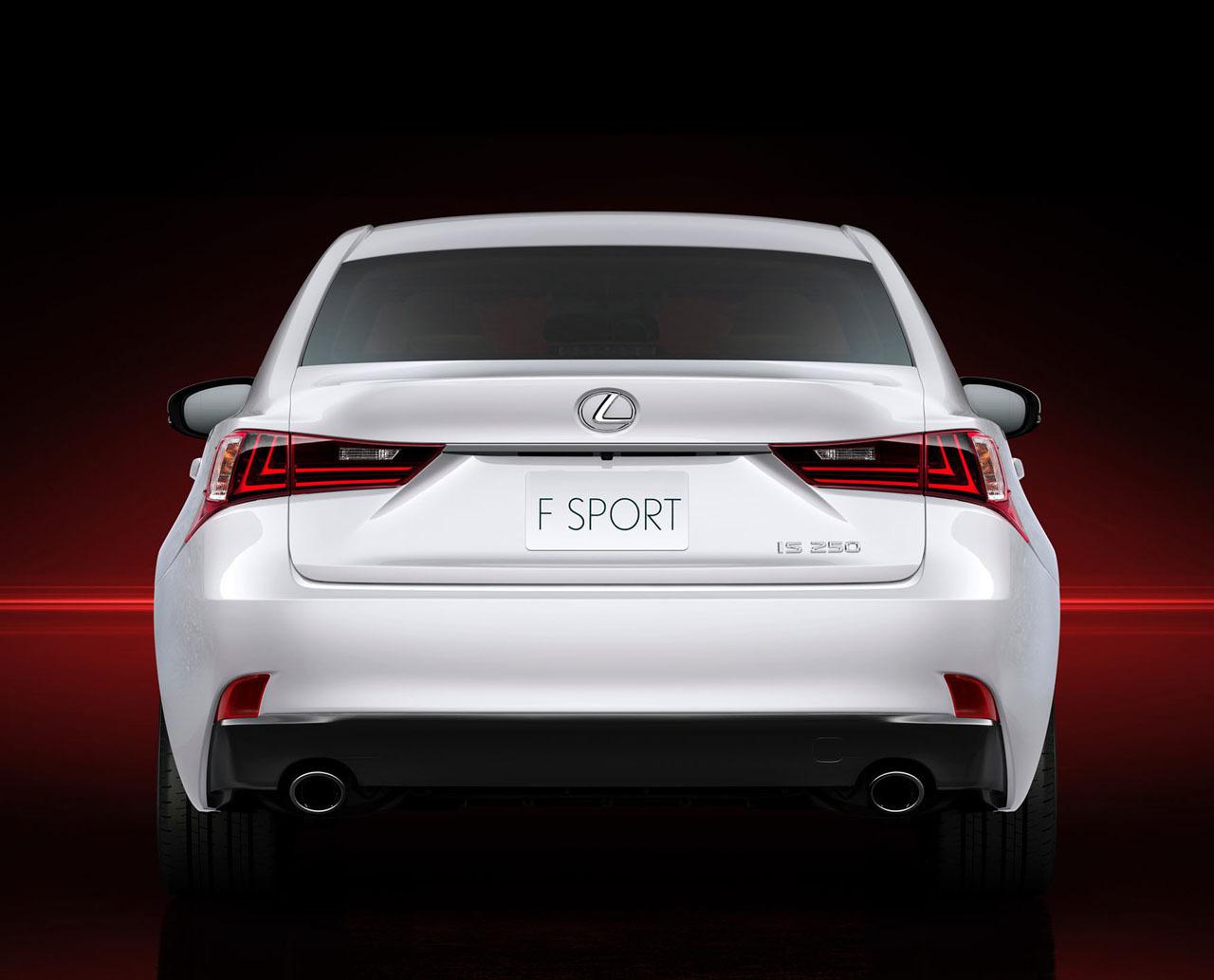 Foto de Lexus IS F Sport (2013) (6/16)