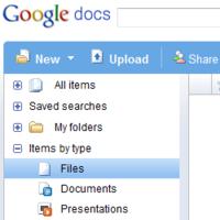 Cambios en Google Docs: ¿Más cerca de Google Drive?