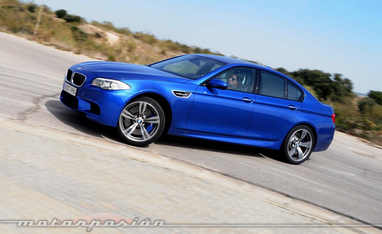Foto de BMW M5 (Prueba) (133/136)