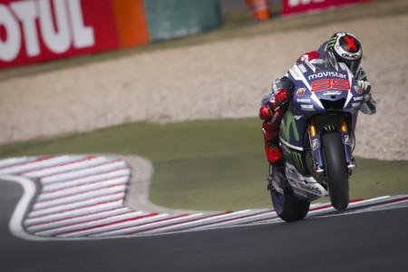 MotoGP Gran Bretaña 2015: juegos de escapadas y persecuciones