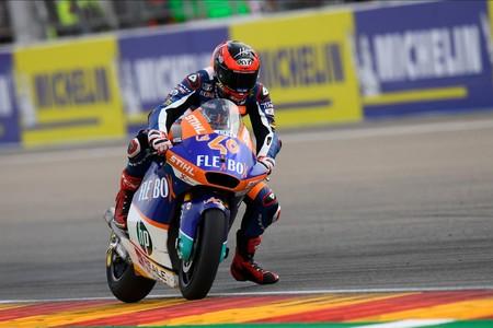 Augusto Fernandez Moto2 Aragon 2019