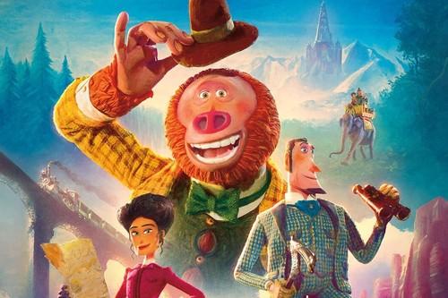 'Mr. Link. El origen perdido': lo nuevo de Laika es una notable aventura en la que brilla su animación stop-motion