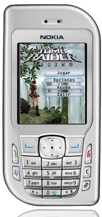 Movistar presenta Tomb Raider Legend