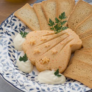 Pastel de bonito al microondas, receta de picoteo fácil y rápida