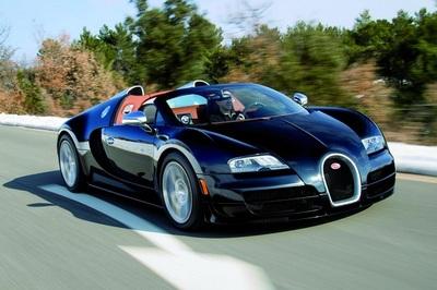 Bugatti Veyron presenta un nuevo modelo: el Grand Sport Vitesse