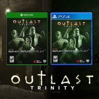 Outlast Trinity, el pack definitivo de la serie Oultast para consolas llegará el 28 de abril