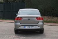 SEAT Toledo 1.6 TDI 105, prueba (valoración y ficha técnica)