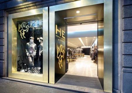 Nueva tienda HE by Mango
