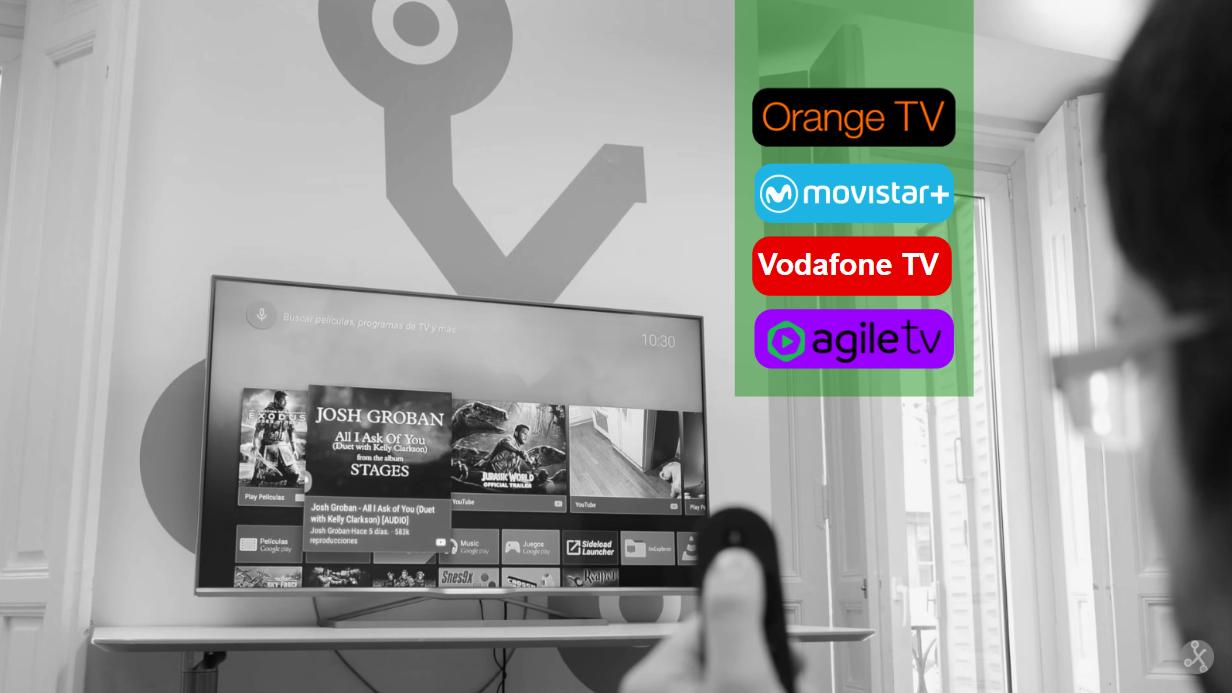 Comparativa Canales Televisión Movistar Vs Vodafone Tv Vs Orange Tv