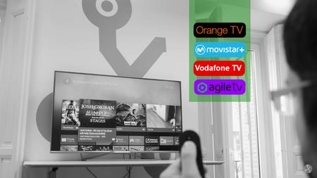 Éstas son las diferencias de la televisión de Yoigo frente Movistar, Vodafone y Orange