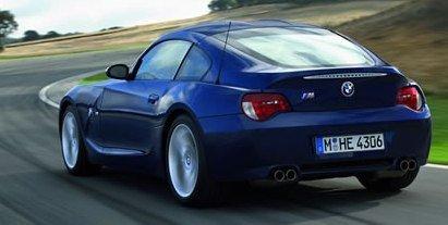 Vídeo del BMW Z4 M Coupé