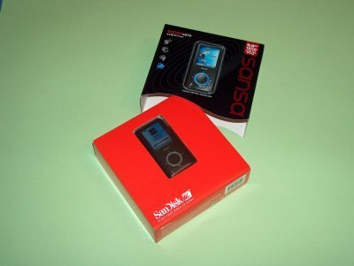 Review: Reproductor MP3 Sansa e270 con 6GB de capacidad
