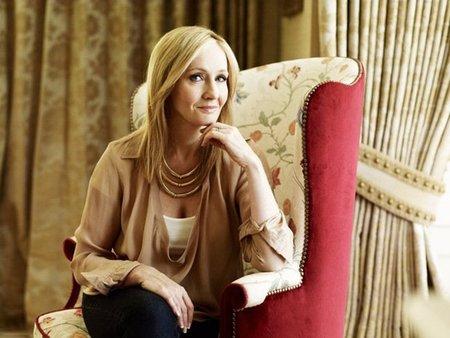 La próxima novela de J.K. Rowling ya tiene título