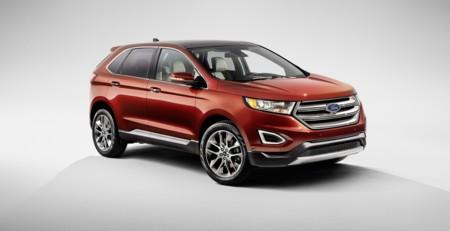 Ya se conocen los precios del Ford Edge, y se sitúa por encima de los coreanos