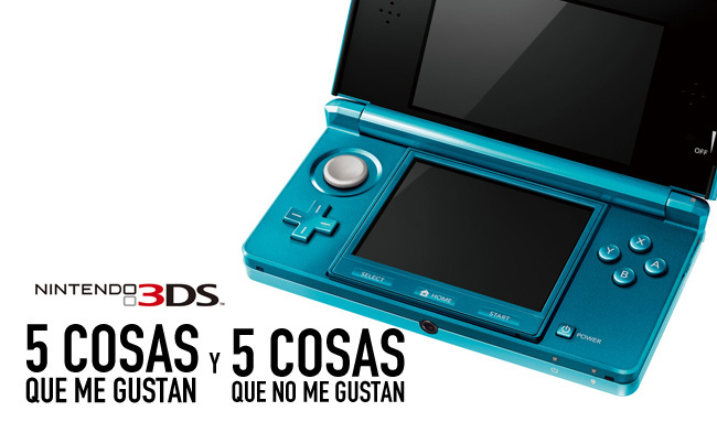 Nintendo 3DS 5 si 5 no
