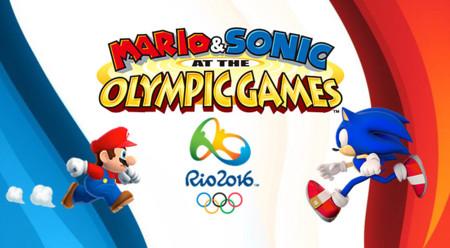 Conoce los nuevos deportes y personajes de Mario y Sonic en los Juegos Olímpicos de Río en su nuevo tráiler