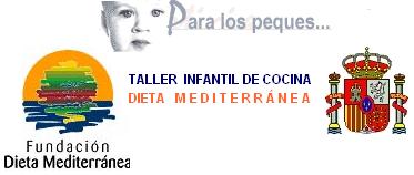 Taller Infantil de Cocina Dieta Mediterránea