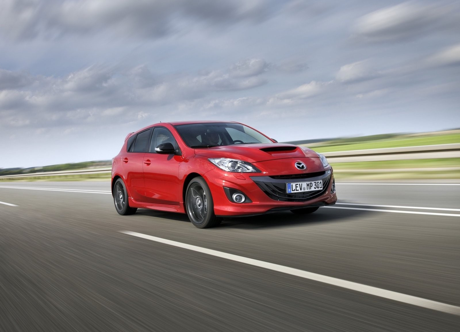 Foto de Mazda Mazdaspeed3 (17/20)