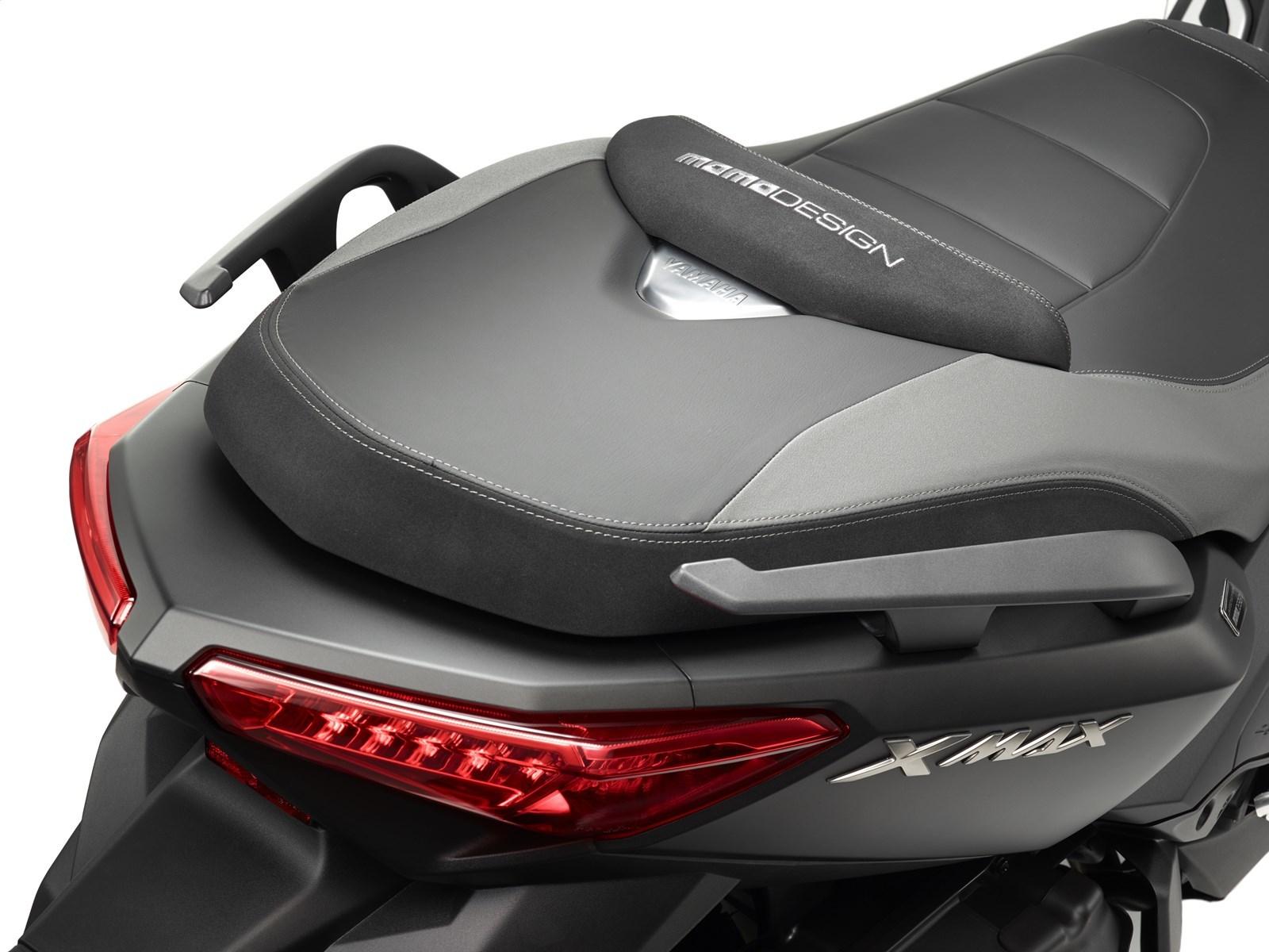 Foto de Yamaha X-MAX 400 MOMODESIGN, estudio y detalles (23/33)