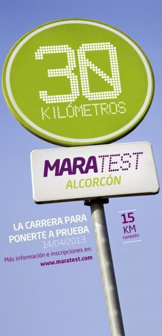 El Maratest llega a Alcorcón