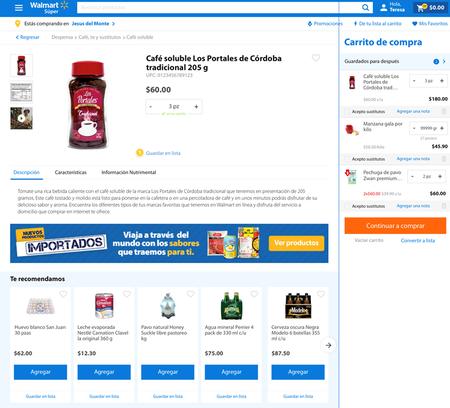 Detalle De Productos Nuevo Sitio Super Walmart Com Mx