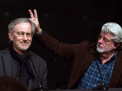 George Lucas está implicado en 'Indiana Jones 5' (y Spielberg nunca dirigirá 'Star Wars')