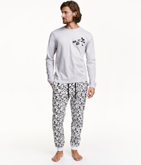 H&M propone moda para descansar en casa