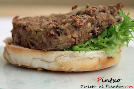 Cuatro recetas de hamburguesas vegetarianas muy nutritivas