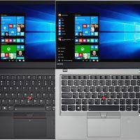 El nuevo Lenovo ThinkPad X1 Carbon tiene una pinta fantástica: color plata, Intel Kaby Lake y Thunderbolt 3