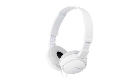 Si no ganas para auriculares, en Amazon tienes los Sony MDR-ZX110 por sólo 12,95 euros