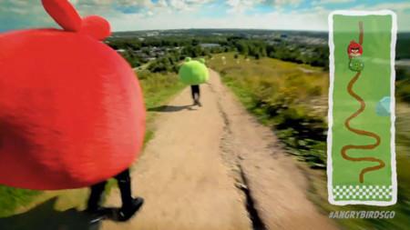 Más sobre Angry Birds Go, apunta a ser un Mario Kart con pájaros