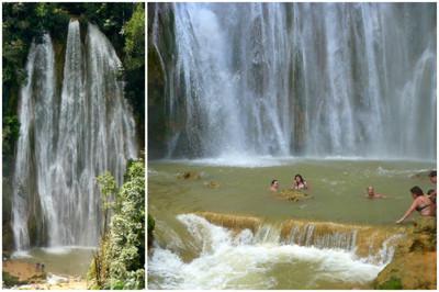 Visitando las cascadas o cataratas más bellas del mundo (II): el Salto el Limón