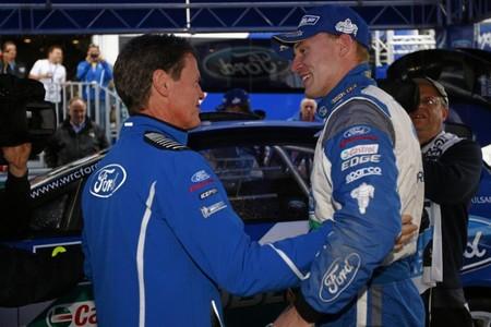 Jari-Matti Latvala decepcionado y a la espera de la decisión de Ford