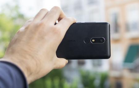 Nokia 5 1 Camara