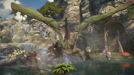 Trailer de lanzamiento de Final Fantasy XIV A Realm Reborn para PS4