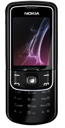 Nokia 8600 Luna, oficial
