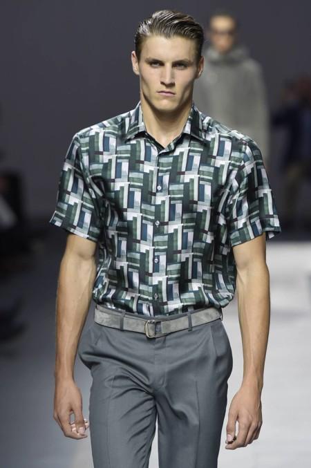 Geometría retro: la tendencia en prints para este verano se lleva con nostalgia