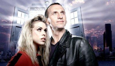 Tendremos 'Doctor Who' en Boing a partir de la primera temporada