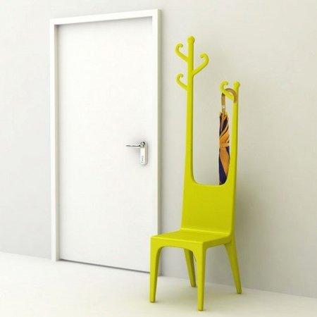 La silla perfecta para un recibidor