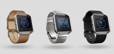 Fitbit Blaze nos trae un mundo de color y se acerca al terreno del smartwatch